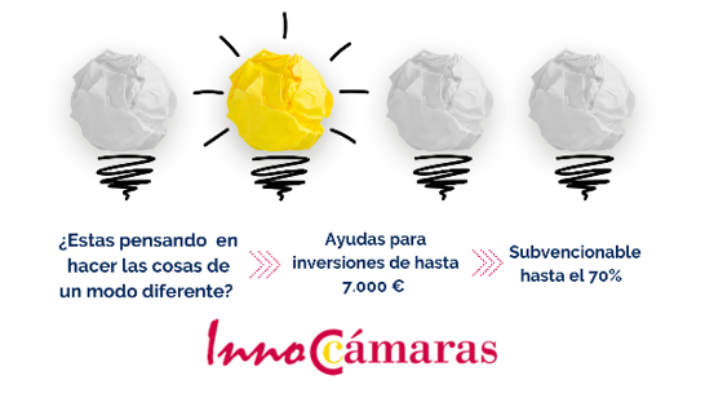 PROGRAMA DE AYUDAS INNOCÁMARAS