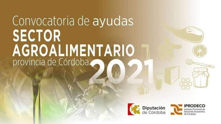Circular 26 -AYUDAS APOYO A LA COMERCIALIZACIÓN DE LAS EMPRESAS  AGROALIMENTARIAS DE LA PROVINCIA DE CÓRDOBA
