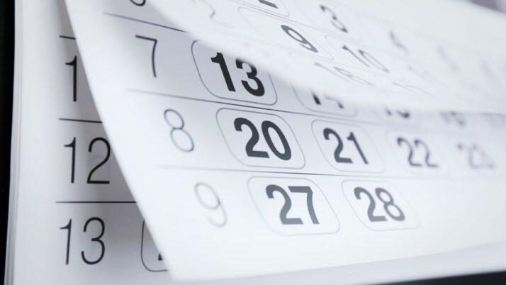 Circular 24 Calendario de fiestas laborables Andalucía 2022